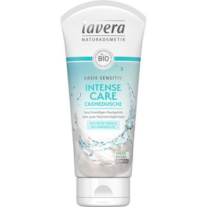 Gel de dus sensitiv intense care Lavera