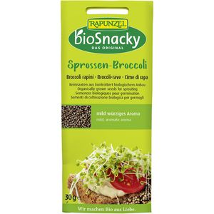 Seminte bio de brocoli pentru germinat Rapunzel BioSnacky