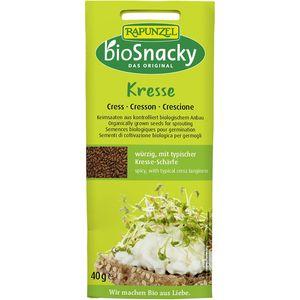 Seminte de creson bio pentru germinat Rapunzel BioSnacky