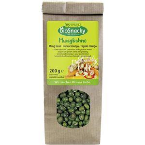 Seminte de fasole mung bio pentru germinat Rapunzel BioSnacky
