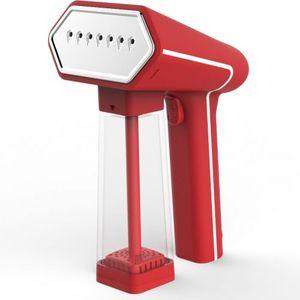 Aparat de călcat vertical portabil cu aburi SteamOne S-Nomad (Red) [Gama NOMAD]