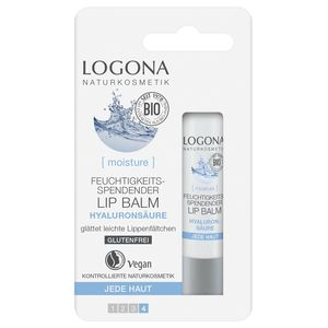 Balsam de buze hidratant hyaluronic Logona
