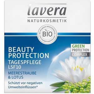 Crema de zi cu spf10 beauty protection Lavera
