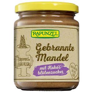 Crema din migdale prajite cu zahar de cocos Rapunzel
