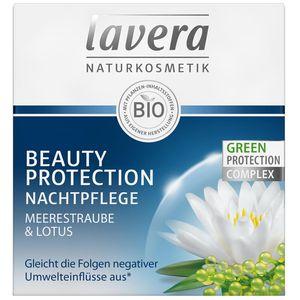 Crema pentru noapte beauty protection Lavera