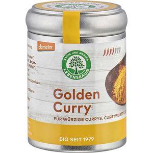 Curry auriu pentru orez, legume si carne Lebensbaum