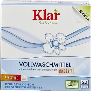 Detergent pentru rufe cu nuci de sapun fara parfum Klar