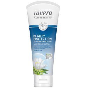 Emulsie pentru curatarea fetei beauty protection Lavera