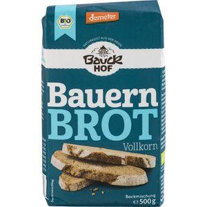 Mix pentru paine taraneasca integrala Bauck Hof