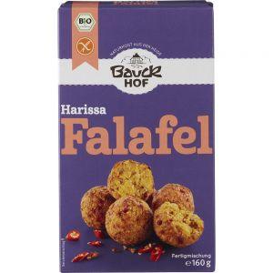 Falafel harissa cu ardei și chili Bauck Hof
