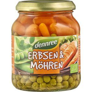 Mazare cu morcovi eco la borcan Dennree