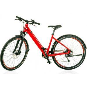 Bicicleta electrica Eljoy Tempo, autonomie 142 km