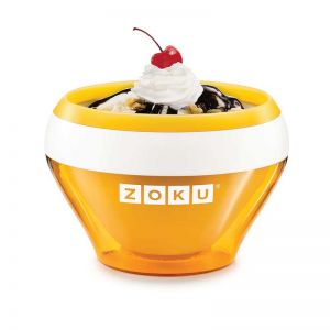 Zoku  Ice Cream Maker  orange
