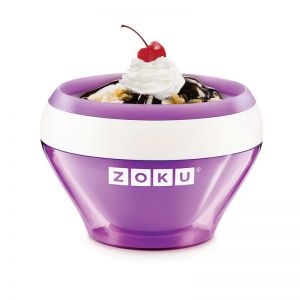 Zoku  Ice Cream Maker  violet