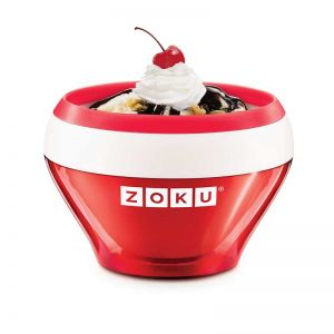Zoku  Ice Cream Maker  rosu