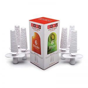 Zoku Stick-uri reutilizabile set de 6