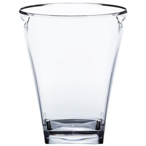Frapiera Quadra transparenta Premium pentru o sticla de Vin/sampanie