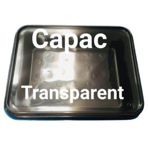 Capac transparent pentru caserole cu 1/2/3 compartimente