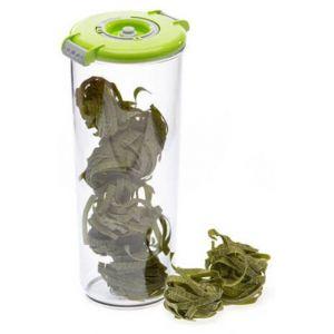 Recipient vacuum rotund Status, 2.5 litri (Verde)