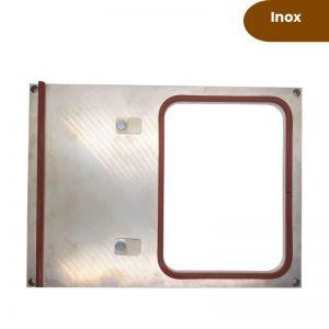 Rama 1 compartiment caserole mici 187x137x50 mm