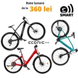 Bicicleta Electrica  Econic One Smart personalizata pentru tine