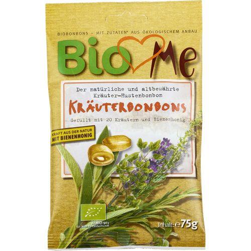 Bomboane bio cu plante si miere bio BIO Loves Me