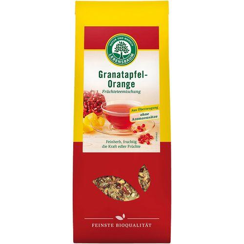 Ceai cu rodie si portocala ecologic Lebensbaum