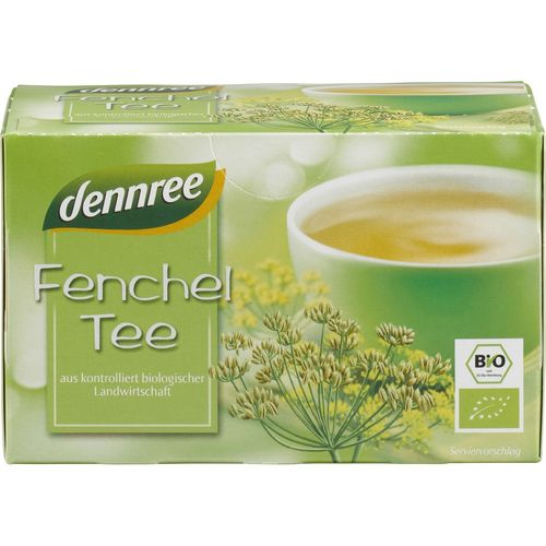 Ceai de fenicul bio Dennree
