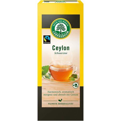 Ceai negru ceylon Lebensbaum