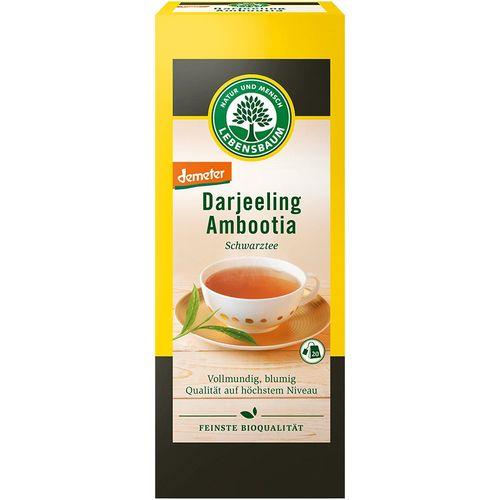 Ceai negru darjeeling Lebensbaum