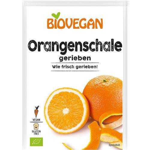 Coaja de portocala rasa bio Biovegan