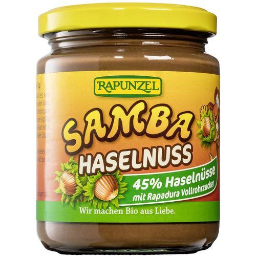 Cremă samba alune si ciocolata Rapunzel