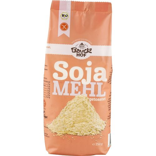 Faina de soia prajita fara gluten Bauck Hof