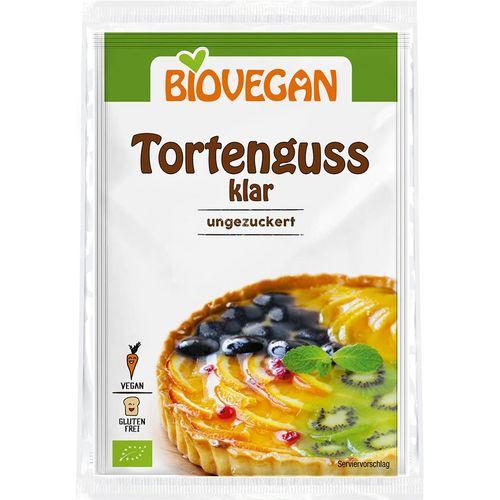 Gelatina vegana incolora fara gluten Biovegan