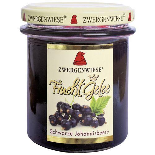 Jeleu bio din coacaze negre fara gluten Zwergenwiese