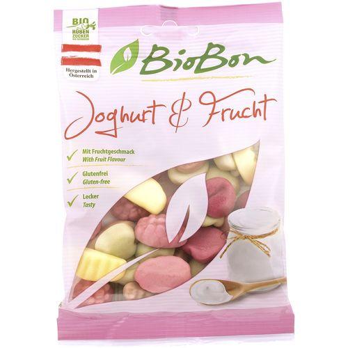 Jeleuri bio cu iaurt si fructe BioBon