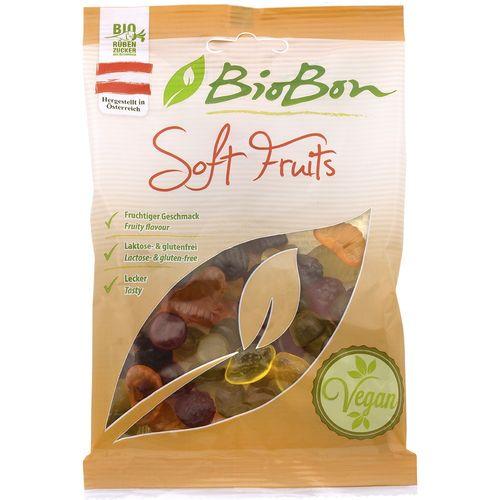 Jeleuri cu fructe bio fara gluten BioBon