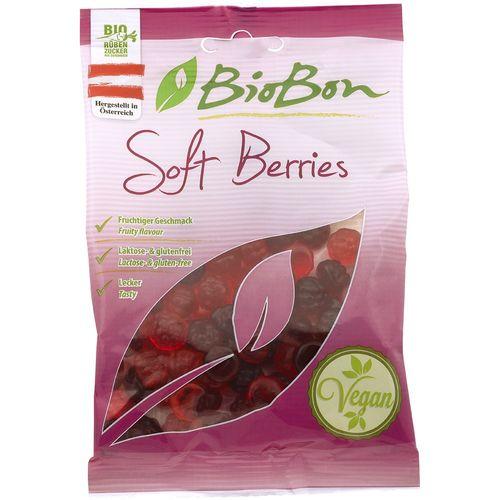 Jeleuri cu fructe de padure bio BioBon