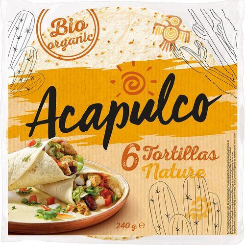 Lipii tortilla bio Acapulco