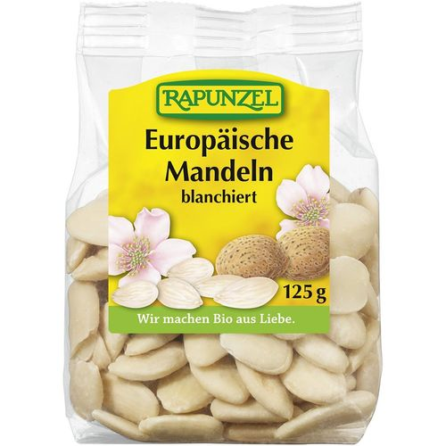 Migdale europene blansate Rapunzel