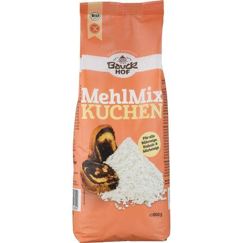 Mix de faina pentru prajituri ecologica fara gluten Bauck Hof