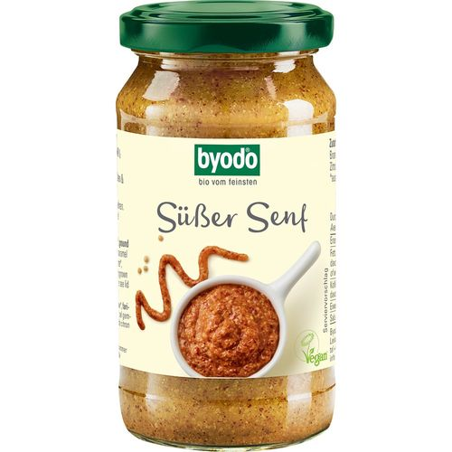Mustar dulce ecologic Byodo