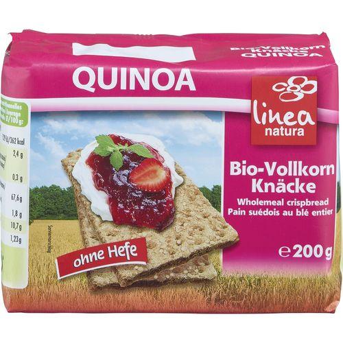 Paine crocanta cu quinoa Linea natura