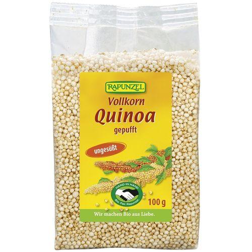Quinoa integrala expandata Rapunzel