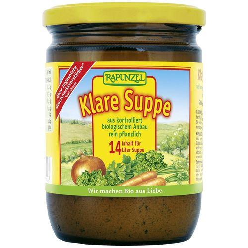 Supă clara bio Rapunzel