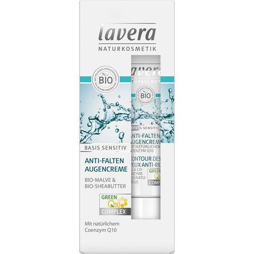 Crema antirid pentru ochi cu coenzima q10 Lavera