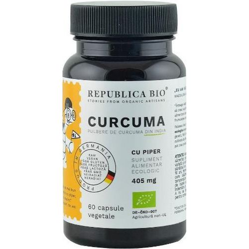 Curcuma bio Republica bio