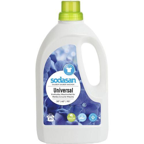 Detergent lichid bio universal cu limeta Sodasan