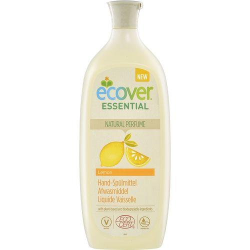 Detergent lichid pentru vase cu lamaie bio Ecover Essential