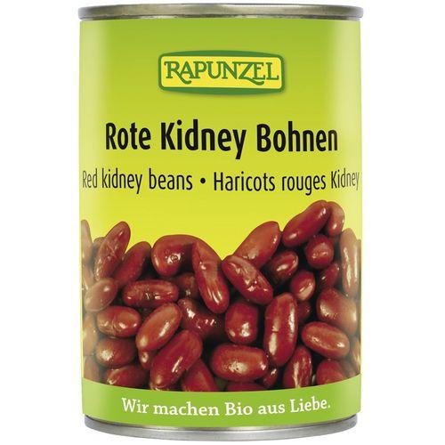 Fasole kidney bio roşie la doza Rapunzel
